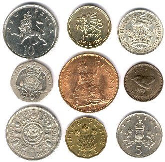 Of Great Britain And Northern Ireland World Coin Gallery